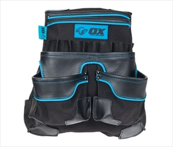 OX Pro Double Pocket Nail Pouch