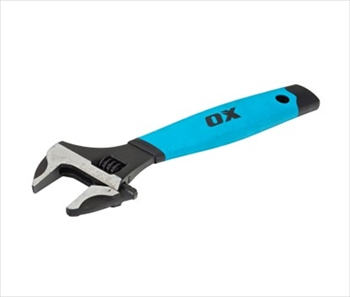 "OX Pro Adjustable Wrench (200mm / 8"")"