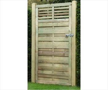 Elite Slatted Top Gate (0.9m x 1.8m)