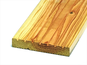 Reject Grooved Decking (138mm x 24mm)