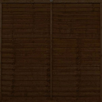 Ronseal One Coat Fence Life 9 Litre (Dark Oak) + 33% Extra Free