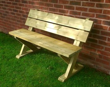 Valley Ascombe Garden Bench