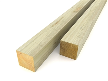 "1200mm 4""x4"" Fence Posts"