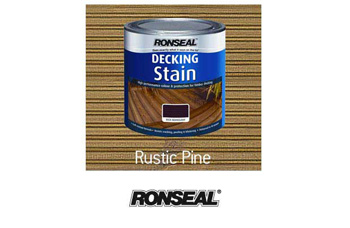 Ronseal Deck Stain Rustic Pine (2.5 litre)