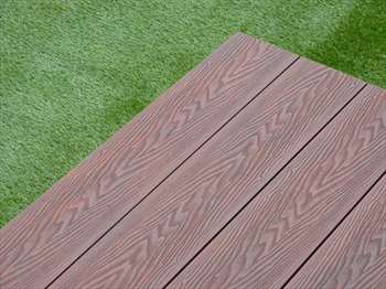 Sample - Evergrain Ultimate Walnut Composite Decking (140mm x 21mm)