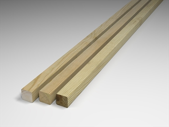 "2""x2"" Treated & Graded Deckjoist"