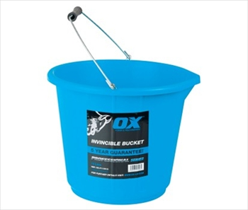 OX Pro Invincible Bucket (15L)