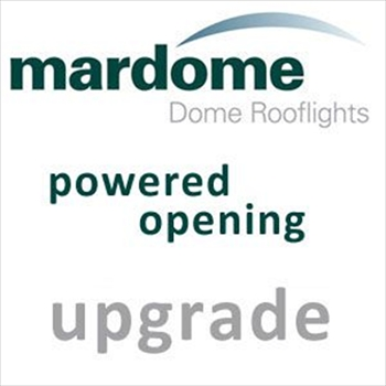 Mardome Trade Powered Opening (1350mm x 1350mm)
