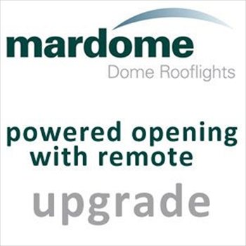 Mardome Trade Powered Opening With Remote (600mm x 600mm)