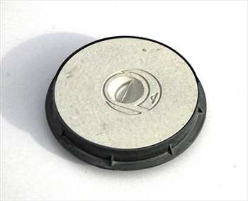 Concrete Chamber Lid and Frame (320mm)
