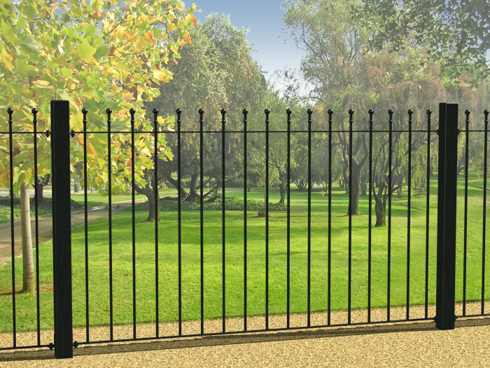 Montford Spear Top Fence