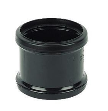 Black Soil Socket 110mm