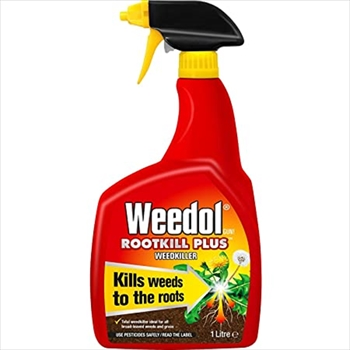 Weedol Spray Gun Root Killer 1L Plus+
