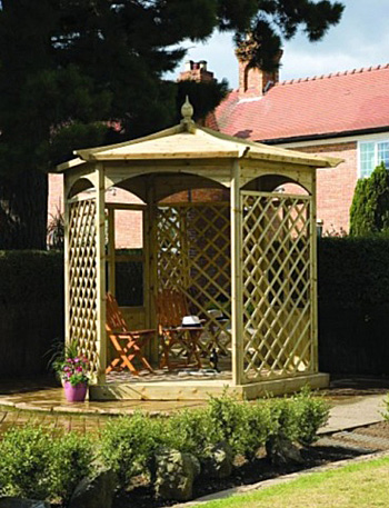 The Budleigh Gazebo - Model A