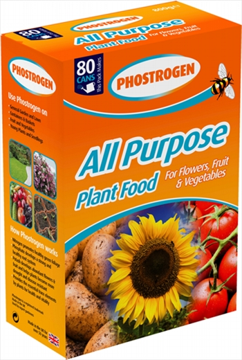 All Purpose Plant Food 80 cans