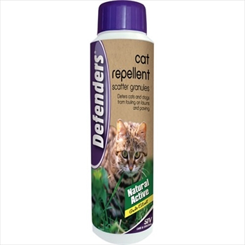Cat Repellent Scatter Granules 450g