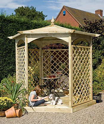 The Budleigh Gazebo - Model C