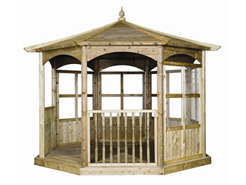 The Regis Gazebo - Model B