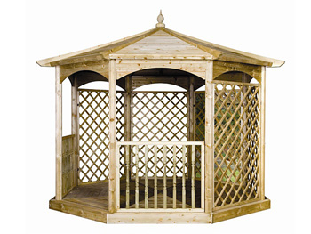 The Regis Gazebo - Model C