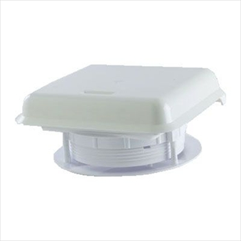 Corotherm White Roof Ventilator (162mm Dia)
