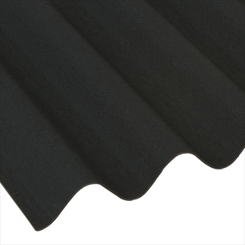 Black Coroline Bitumen Sheet (2.6mm)