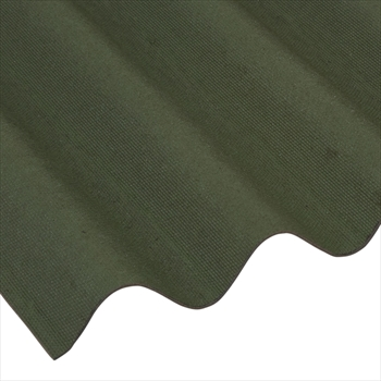 Green Coroline Bitumen Sheet (2.6mm)