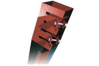 Steel Spike Support (50mm x 50mm)