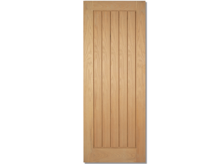 Unfinished Mexicano Oak Door (Imperial)