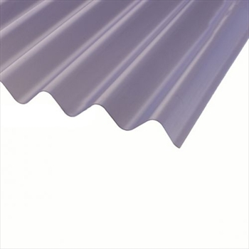 "GRP Trilite 3"" Roof Sheet (8ft - 2440mm)"
