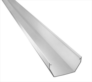 Square Gutter 114mm (4 Metre)