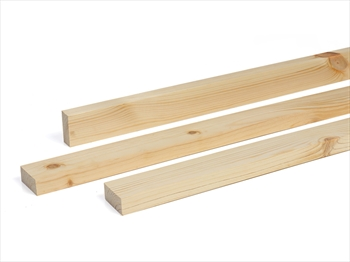 Planed Square Edge Timber (50mm x 25mm)