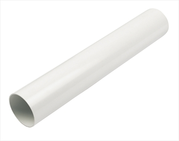 Round 68mm Downpipe (3 Metre)