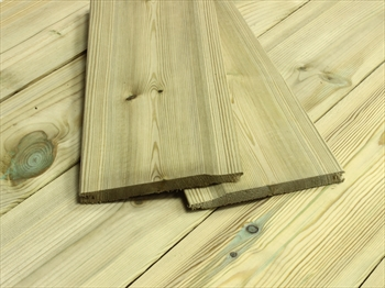 Treated Shiplap / Cladding (12mm x 120mm)
