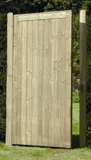 Elite Tongue & Groove Gate (0.9m x 1.75m)