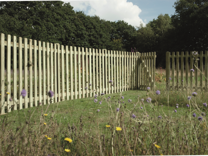 Picket Gate (0.9m x 0.9m)