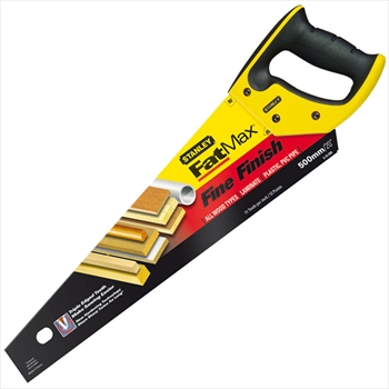 Stanley FatMax Saw (Fine Finish - 22 inch)
