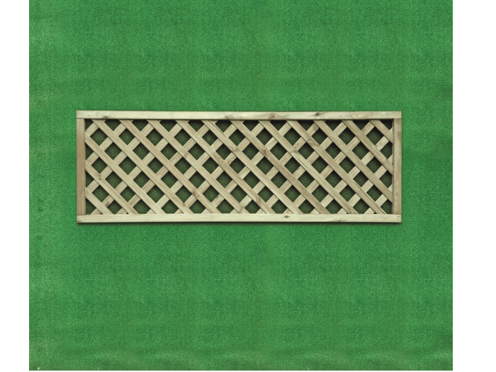 Heavy Diamond Lattice Trellis (0.6m x 1.8m)