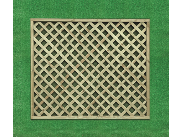 Heavy Diamond Lattice Trellis (1.5m x 1.8m)