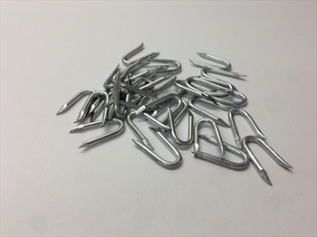 Galvanised Staples (15mm)