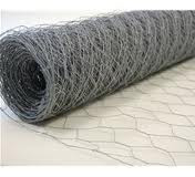 600mmx50mm Galvanised Netting 10M Rolls