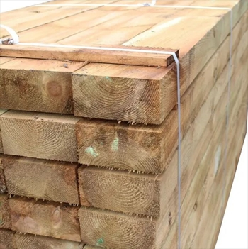 Sawn Sleepers 1200mm x 200mm x 100mm