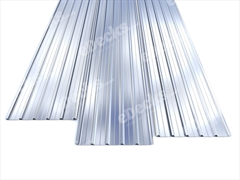 Box Profile Galvanised Roof Sheet (10ft - 3050mm)