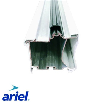 White Self Support Eaves Beam (3000mm)