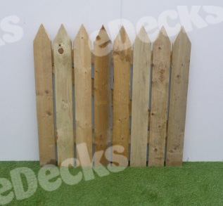 Heavy Duty Spiked Gate (0.9m x 1.2m)