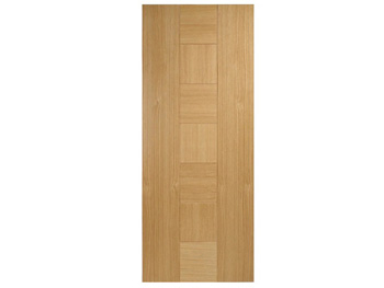 Catalonia Oak Flush Door (Imperial)