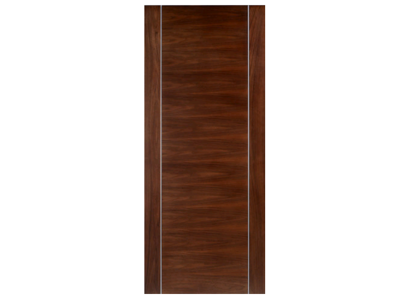 Alcaraz Walnut Flush Door (Imperial)