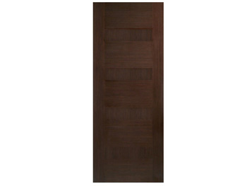 Monaco Walnut Flush Door (Imperial)