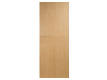 La Mancha Oak Flush Door (Imperial)