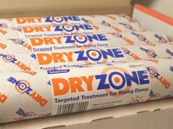 DryZone Damp Proofing Cream (600ml x 50 Tubes & Gun!)