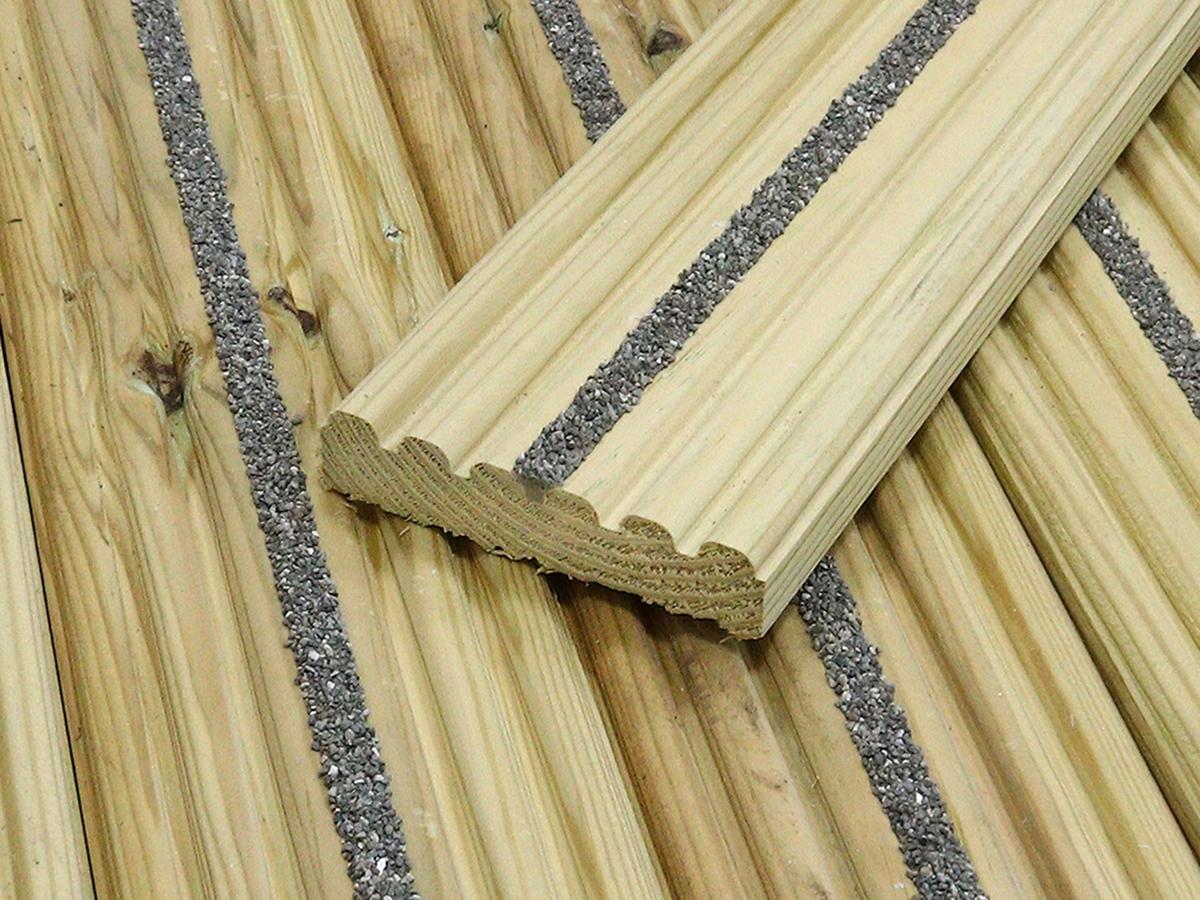 Edecks anti slip discount decking 84mm x 19mm for Cheap decking boards uk